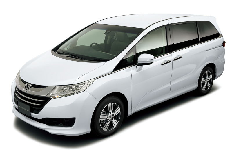 Honda Odyssey 7 Seater Car