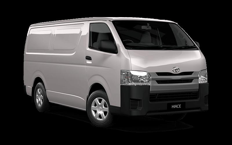 Toyota Hi-ace LWB 1 Ton van