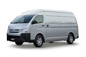 Toyota Hiace SLWB 2 Tons Van