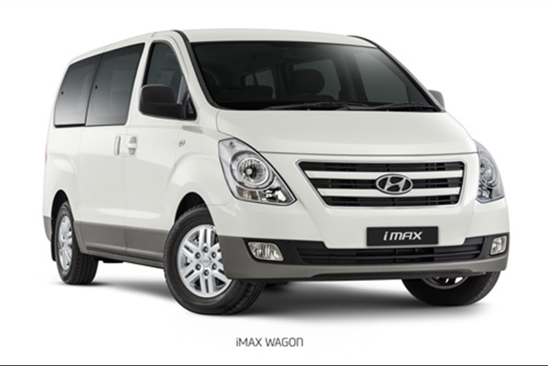 Hyundai IMAX 8 Seater Car