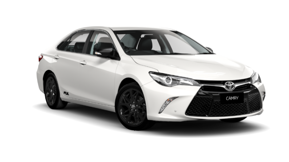 Toyota Camry RZ 5 Seater Sedan Car