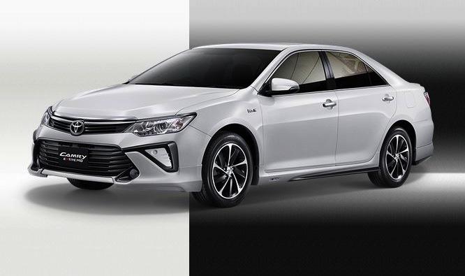 Toyota Camry Altise 5 Seater Sadan Car